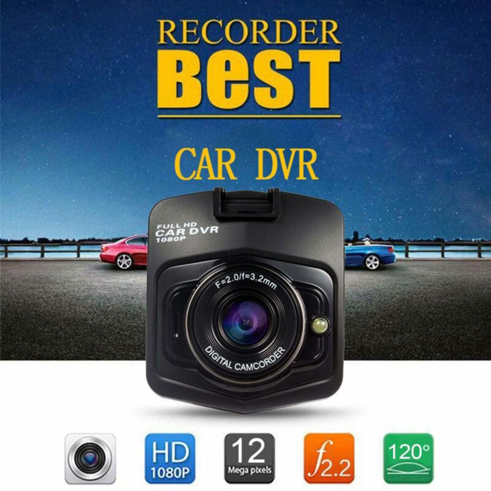 140-degree Wide Angle Mini Car DVR Camera Full HD 1080P Video Registrator Recorder G-sensor Night Vision Dash Cam mini Camcorder
