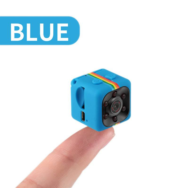 Mini Camera HD 480P /1080P Mini Camcorders Night Vision DVR Infrared Video Recorder Digital Camera Support TF Card DV Camera