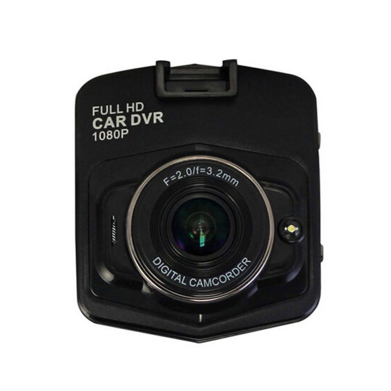 Mini Camcorder HD Car DVR Camera Voice Video Recorder Night Vision G sensor 12 Million Pixel With 2.4'' High-resolution Display