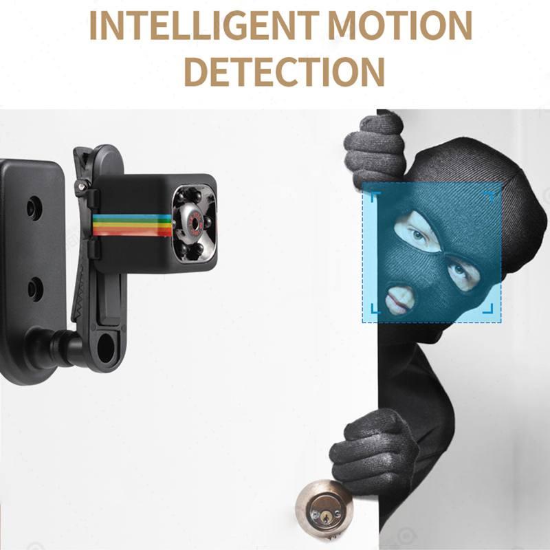 NEW SQ11 Mini Camera 640*480 DV Micro Sport Camera Car DVR Night Vision Video Voice Recorder Mini Action Cam Camcorder Original