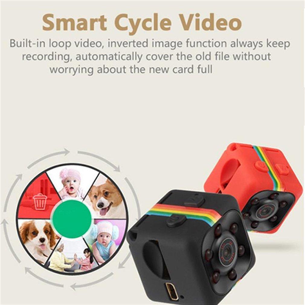 Original SQ11 Mini camera Waterproof case degree wide-angle lens HD 1080P Wide Angle SQ 11 MINI Camcorder DVR Sport video cam