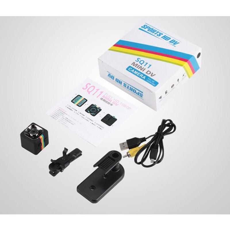MD80 Mini Camcorder Support Net-Camera Mini DV Record Camera Support 8G TF Card 720*480 Vedio Lasting Recording Cam