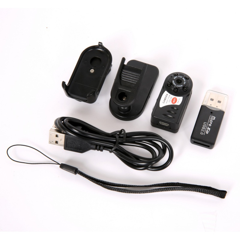 Mini WIFI IP Camera Wireless Hidden Home Security Dvr Night Vision Motion Detect Mini Camcorder Loop Video Recorder
