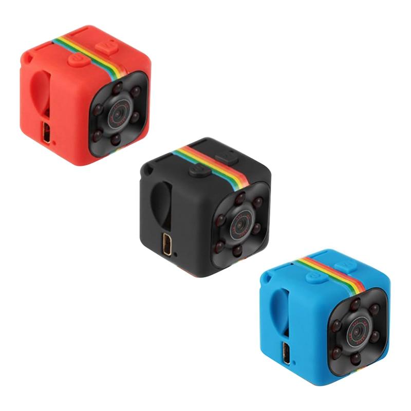 NEW SQ11 HD 480P Mini Camera Sensor Night Vision Camcorder Motion DVR Micro Camera Sport DV Video Cam With Original Box