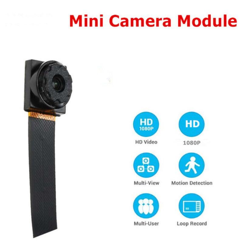 1080P Latest Wireless 2.4G Mini Camera Module Board DIY Camcorder Remote Control Home Security Mini Micro DVR Video