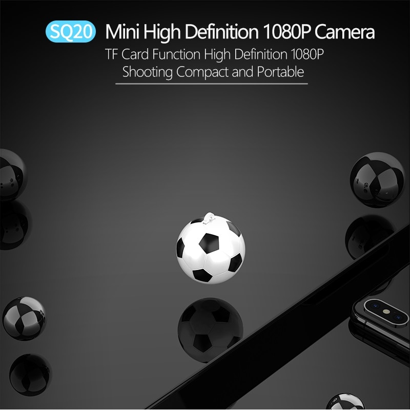 Mini Camera HD FULL 1080P Vision Camcorder Motion DVR Wireless Micro Camera Sport DV Video small Camera cam High Quality