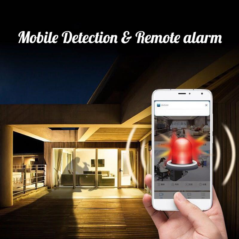 A9 Mini WIFI 1080P Full-HD IP Camera Wireless Mini Camcorder Indoor Home Security DVR Night Vision Mobile Detection Remote Alarm