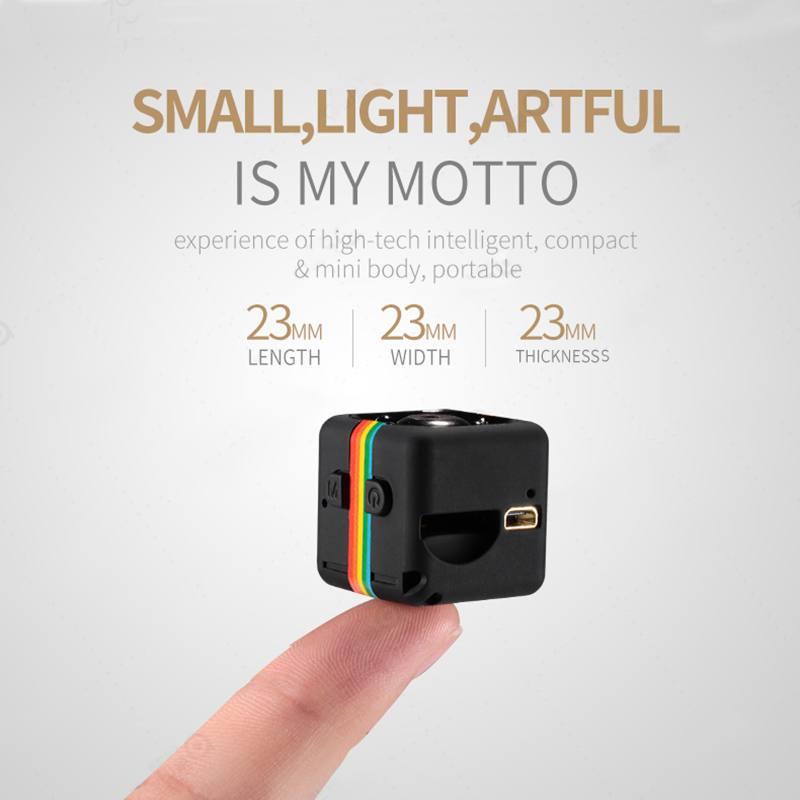 SQ11 Mini Camera HD 1080P Sensor Night Vision Camcorder Motion DVR Micro Camera Sport DV Video mini Camera Cam