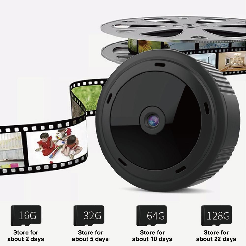 Mini IP Camera Wireless Wifi Home Security W10 HD 1080P DVR Night Vision Wireless Mini WiFi 1080P Camera Motion Detection