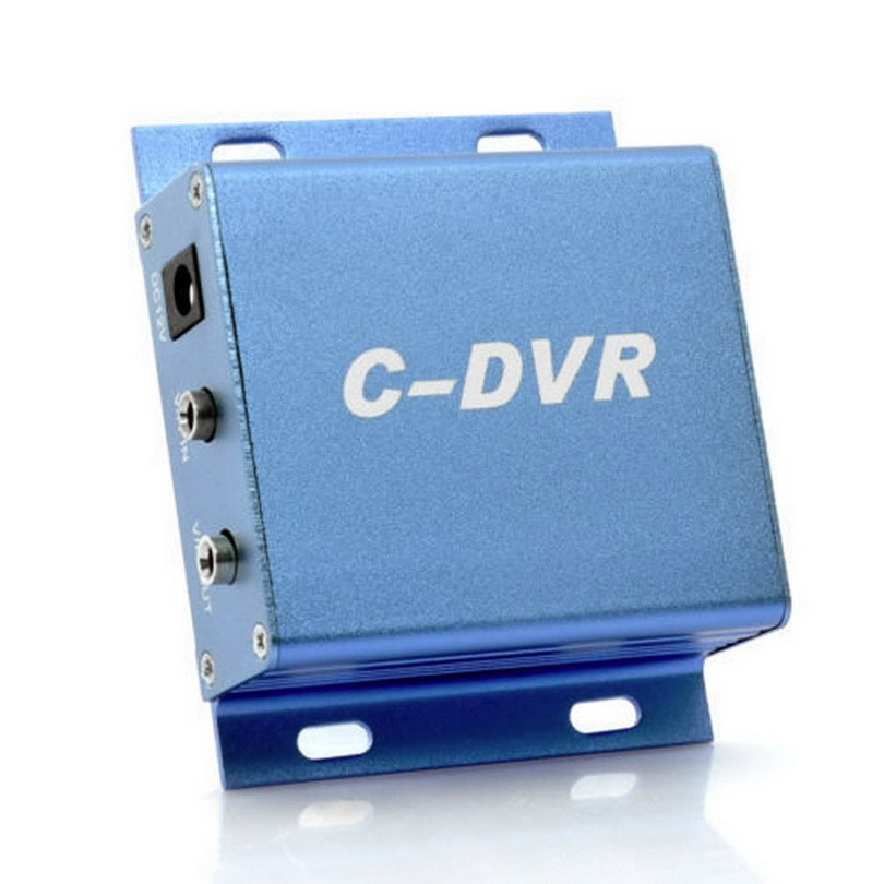 2018 New Arrival Mini C-DVR Video/Audio Motion Detection TF Card Recorder For IP Camera dropshipping