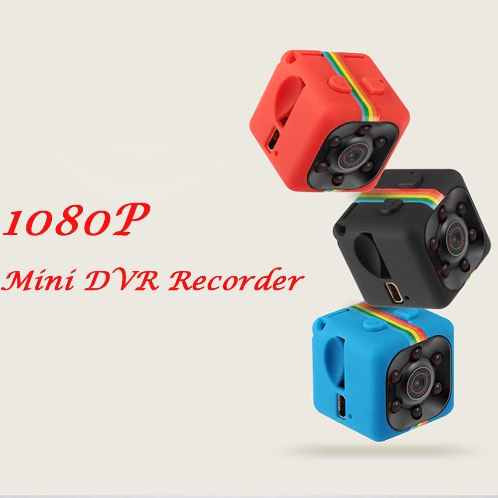 Apleok SQ11 SQ8 Mini Camera Recorder HD 1080P 720P Mini DV Camera Camcorder Infrared Night Vision Video Recorder Support TF Card