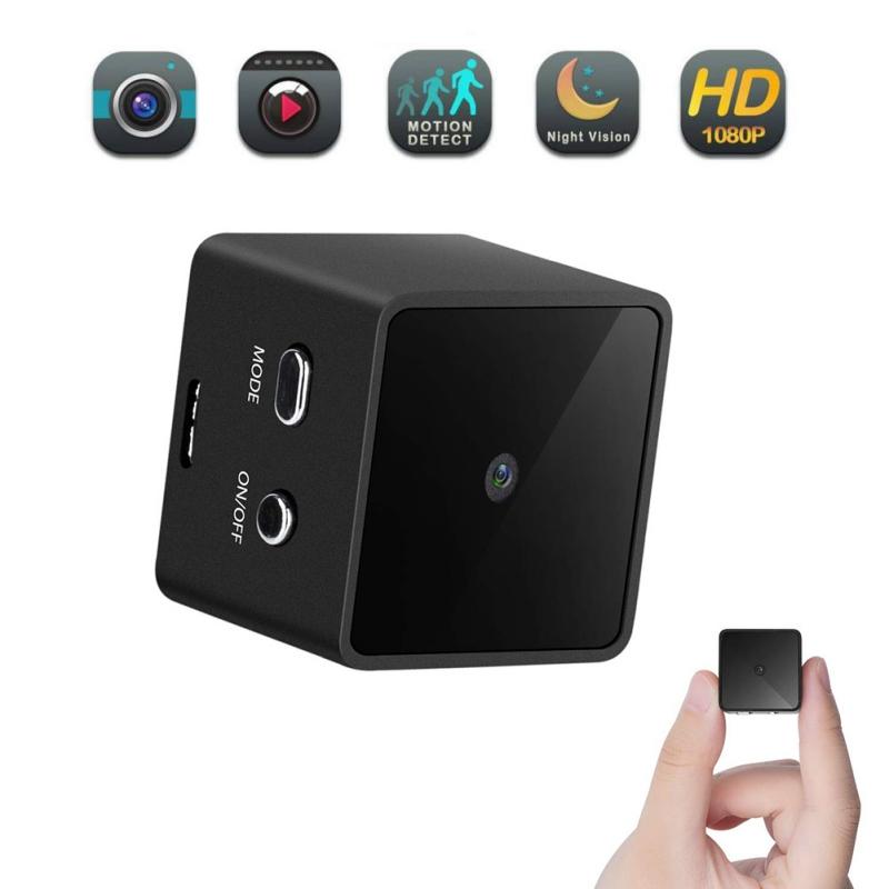 Invisible Full HD 1080P Micro A7 Camera IR Night Vision Super Mini DVR Motion Sensor Small Camcorder Loop Video Recorder