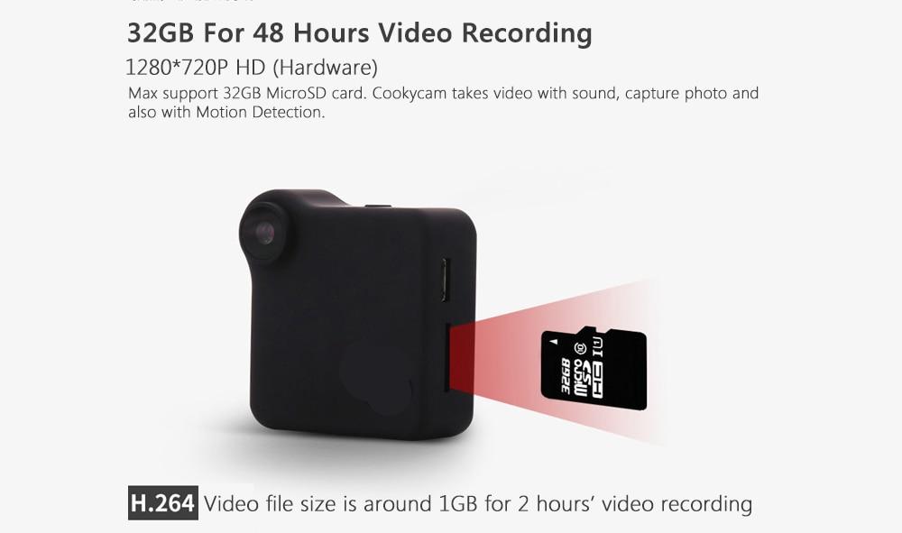 C1+ WIFI P2P Mini Camera HD 720P CAMSOY C1 Wearable IP Camera Motion Sensor Bike Body Micro DV DVR Magnetic Clip Voice Recorder