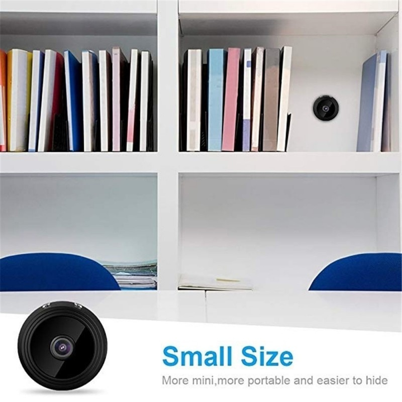 A9 Mini Camera 2.4G Wireless Wifi 1080P HD Night Vision Camera Home Security Camcorders APP Remote Monitor
