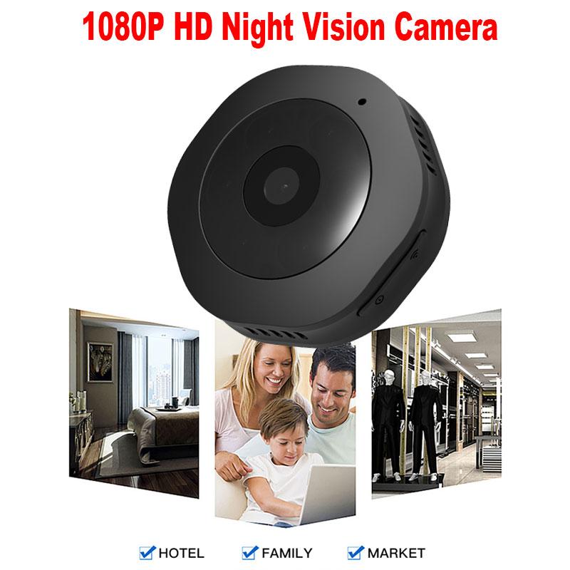 H6 DV Micro Camera Night Version Mini Action Camera with motion Sensor Camcorder Voice Video Recorder Small Camer